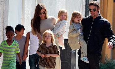 Pitt dice que pagó más de 1,3 millones a sus hijos tras separación con Jolie