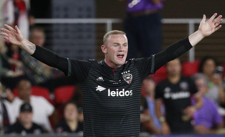 Olimpia enfrentará al D. C. United de Wayne Rooney