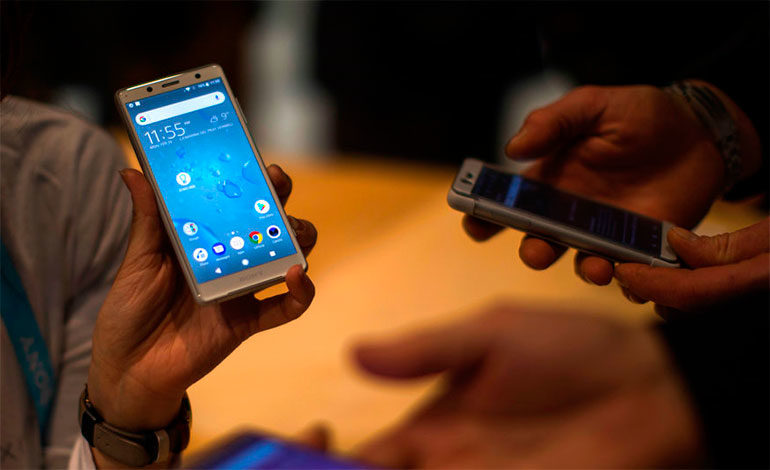 Sony presenta el XZ3, que anticipa la aplicación que va a emplear su usuario