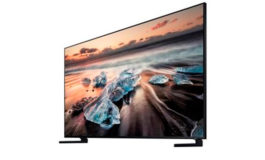 Samsung comercializará el primer televisor 8K en octubre