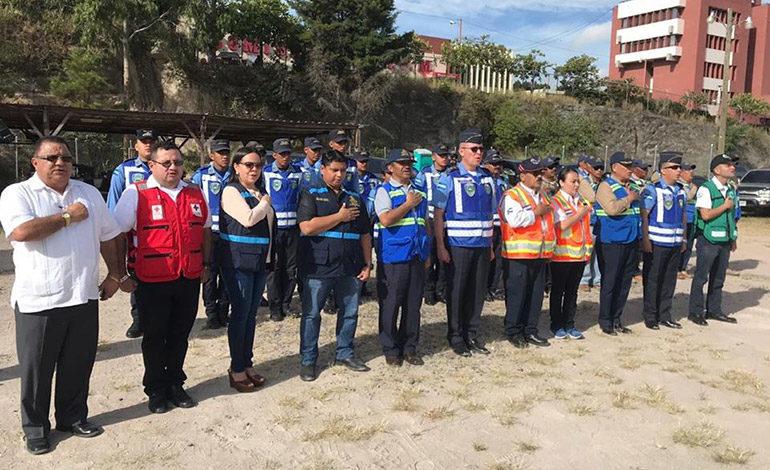 Conapremm y el IHTT inician revisión de transporte previo a Semana Morazánica