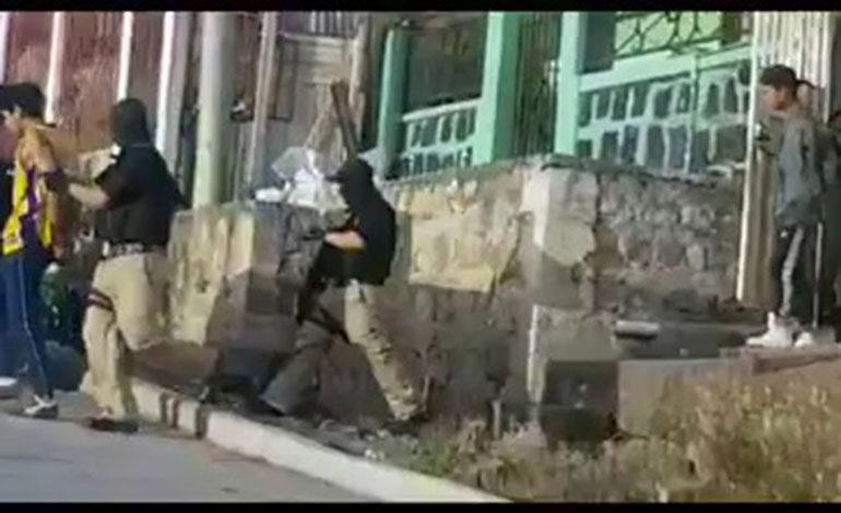 Gobierno condena asesinato de jóvenes que participaron en protesta