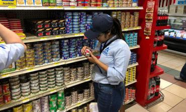 Inspeccionan comercios previo a la Semana Morazánica