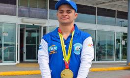 Para-taekwondo: Junior Erazo con tres medallas de oro en Open Internacional