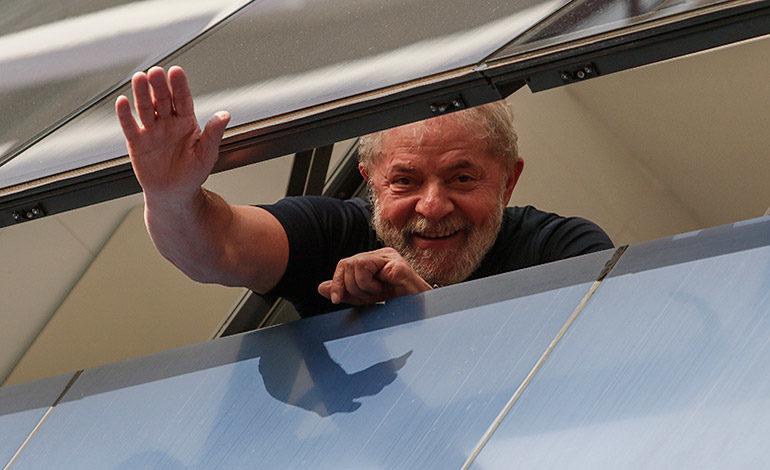 Lula recurre a la ONU para seguir en campaña