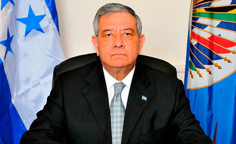 Rosa Bautista: reuniones en la OEA con líderes políticos son normales
