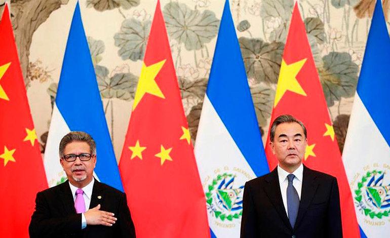EEUU llama a embajadores en países latinoamericanos que rompieron con Taiwán