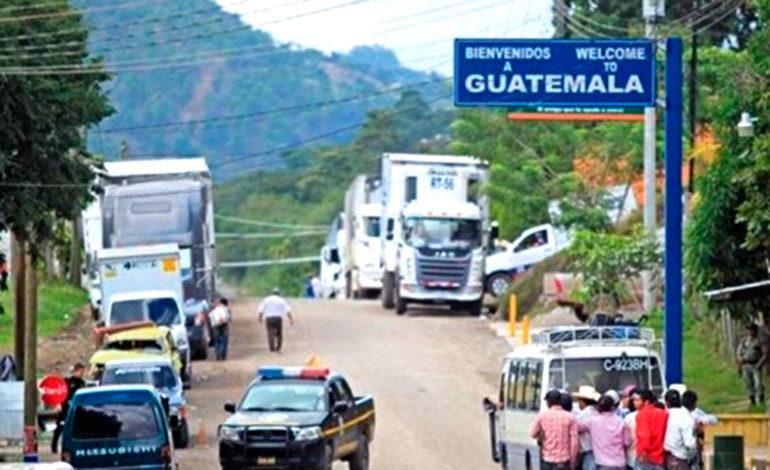Ronda de Unión Aduanera entre Honduras y Guatemala