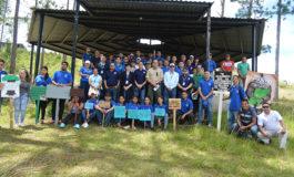 PGR realiza jornada de reforestación
