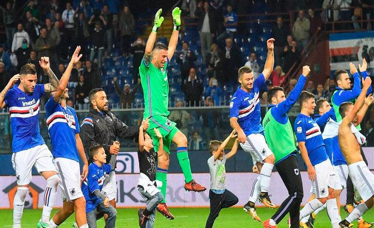 Sampdoria jugará amistoso para recaudar fondos tras derrumbe Puente de Génova