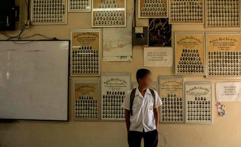 Casi mitad de adolescentes sufre violencia en escuelas
