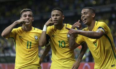 Brasil con todo para duelos ante Arabia y Argentina