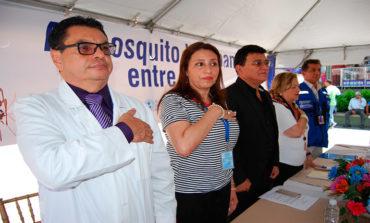 Salud Pública realiza semana de acción contra el mosquito