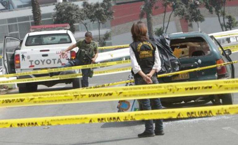 """Codeh: """"Cifras de criminalidad han bajado en Honduras"""""""