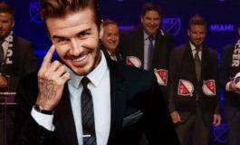 Inter Miami, el nombre del club de Beckham en la MLS