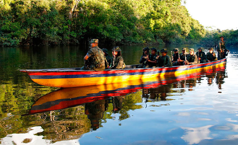 Cientos de exguerrilleros de las FARC han vuelto a las armas, según NYT