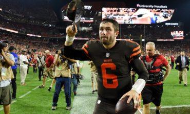 Debut de oro de Mayfield, que da a Browns primer triunfo desde el 2016