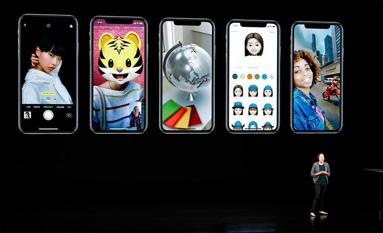 Apple presenta su nuevo iPhone XS