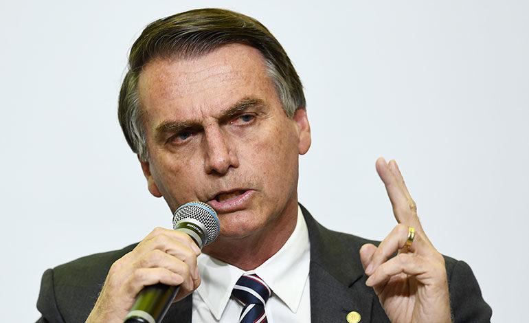 """Candidato brasileño Bolsonaro sigue en estado """"grave"""""""