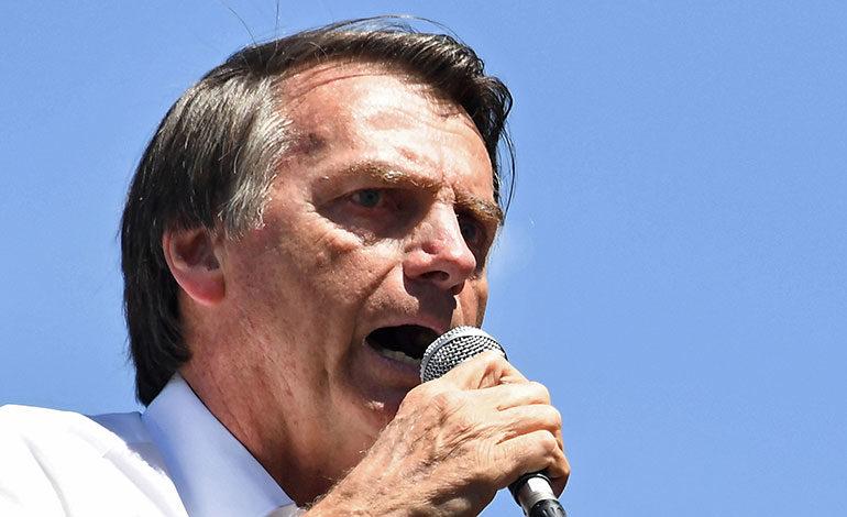 Candidato acuchillado en Brasil dice que se preparó porque sabía los riesgos