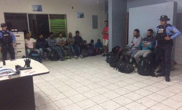 Honduras ha retenido este año a unos 4,000 indocumentados con rumbo a EEUU