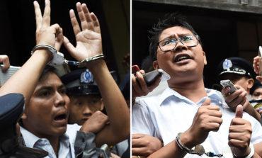 Tribunal birmano condena a siete años de prisión a dos periodistas