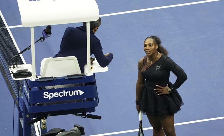 La ITF respalda al juez Carlos Ramos en el incidente de Serena Williams
