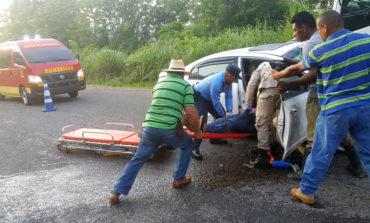 Accidente vial deja cinco muertos en Yoro