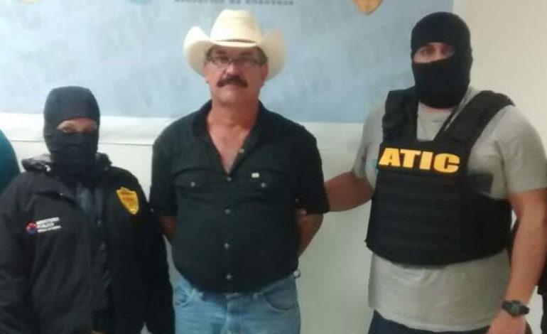 Envían a prisión a exdiputado de Choluteca Roger Arquímides Quiroz