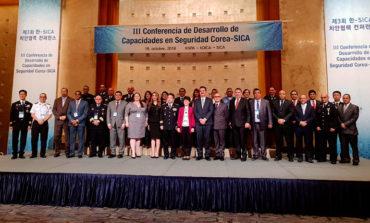 Honduras en conferencia de criminalidad transnacional