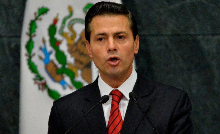 """Peña Nieto: Migrantes """"difícilmente"""" llegarán a EE UU"""