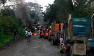 FFAA fortalecen seguridad en Colón ante conflicto por minera Guapinol