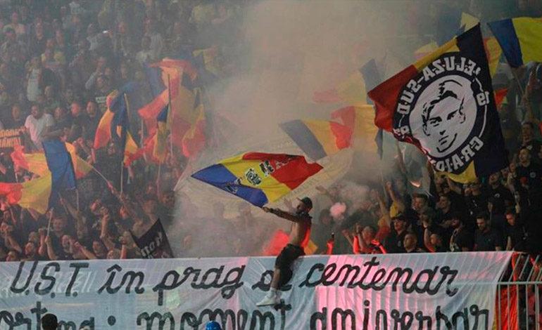 UEFA abre expediente por incidentes en el partido Rumanía-Serbia