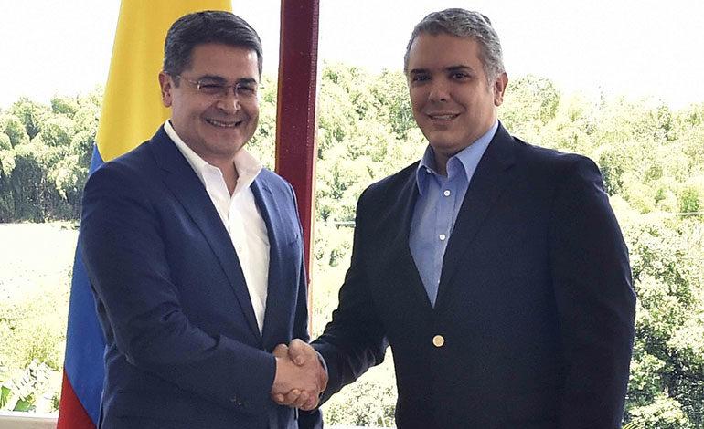 Honduras y Colombia hacen llamado internacional por un precio justo del café