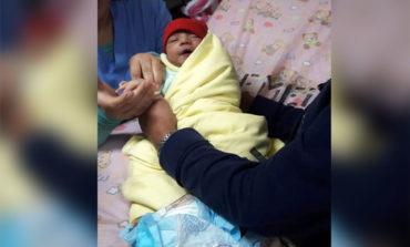 Rescatan a recién nacido abandonado en un solar baldío en Intibucá