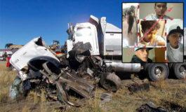 Cinco hondureños mueren en un accidente vial en EEUU