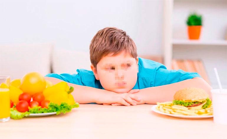 Niños de Tegucigalpa con alto índice de obesidad y baja autoestima
