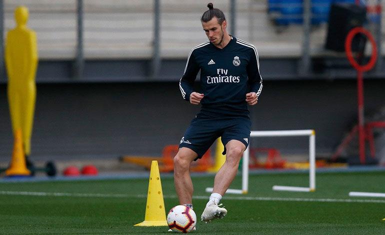 Bale ya se entrena en Madrid; Modric e Isco con el grupo