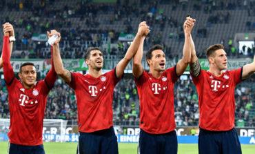 Bayern cierra su crisis; Dortmund sigue solvente