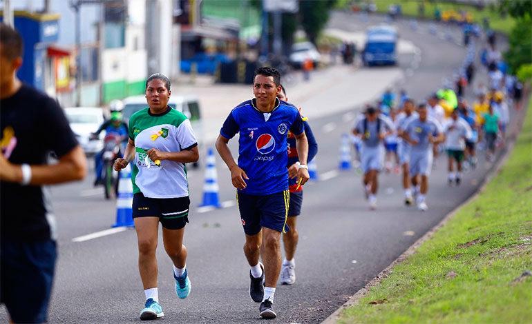 V Maratón de las Fuerzas Armadas