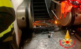 Accidente en escaleras de metro en Roma deja 20 lesionados (Video)