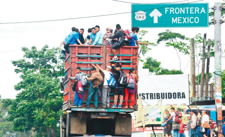 """""""No identificados"""" quedan miles de migrantes muertos en fronteras"""