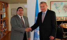 ONU reconoce lucha del Gobierno de Honduras contra el crimen organizado y reducción de homicidios