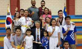 Parque Deportivo de Paz y Convivencia de La Vega forja atletas medallistas