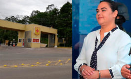 Trasladan a la exprimera dama Rosa Elena de Lobo al Hospital Militar