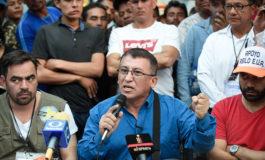Bartolo Fuentes reaparece en la nueva caravana