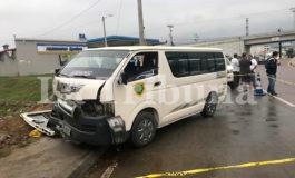 Ultiman a balazos a un conductor de bus rapidito en San Pedro Sula
