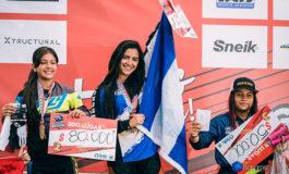 Ciclista hondureña gana Copa Latinoamericana
