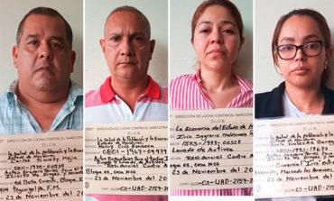 Audiencia inicial para acusados de distribuir droga sintética