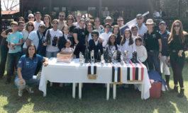Jinetes nacionales destacan en festival 2018